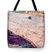famous Mesa Arch in Canyonlands National Park Utah  USA Tote Bag