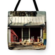 Fancy Outhouse Tote Bag