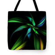 Fantasy Flower Tote Bag