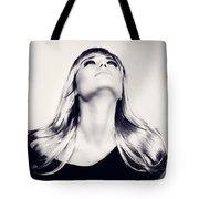 Fashion Women's Portrait Tote Bag