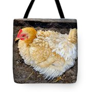 Feathered Finery Tote Bag