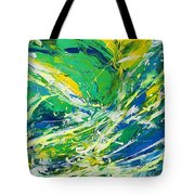 Feeling Of Summer Tote Bag