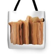 Liquid Nude Tote Bag