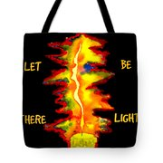 Feminine Light - Apparel Design Tote Bag