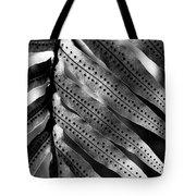 Fern Spores Tote Bag