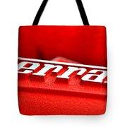 Ferrari Intake Tote Bag