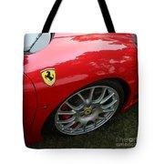 Ferrari Tote Bag