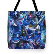 Festive Joy Tote Bag