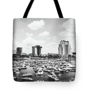 Festive Tampa Bay Tote Bag