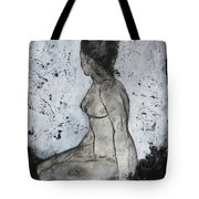 Figure Study 028 Tote Bag