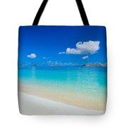 Fiji, Mana Island Tote Bag