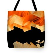 Filaments Of Sun Tote Bag
