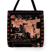 Film Homage Collage Young Billy Young 1969 Old Tucson Arizona 1968-2013 Tote Bag