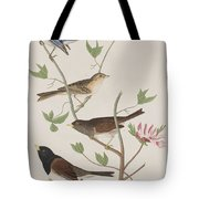 Finches Tote Bag