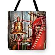 Fireman - The Fire Bell Tote Bag