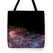 Fireworks Abstract I Tote Bag
