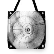 First Neutrino Interaction, Bubble Tote Bag