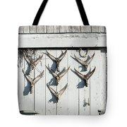 Fishing Shack Tote Bag