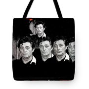 Five Robert Mitchum's Young Billy Young Set Old Tucson Arizona 1968-2012 Tote Bag