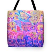 Fleeting Youth Tote Bag
