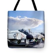 Phantom Flight Deck Tote Bag