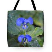 Flor Silvestre Tote Bag