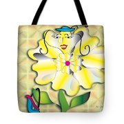 Flora 2 Tote Bag