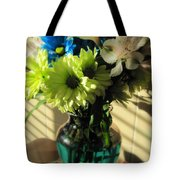 Floral Bouquet 2 Tote Bag