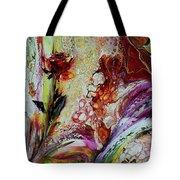 Floral  Miracle Tote Bag