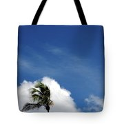 Florida Clouds Tote Bag