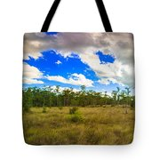 Florida Everglades Tote Bag