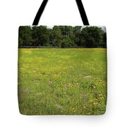 Florida - Wildflowers Tote Bag