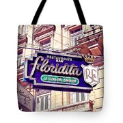 Floridita - Havana Cuba Tote Bag