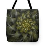 Flower Of Hope Tote Bag