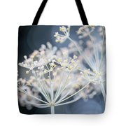 Flowering Dill Clusters Tote Bag