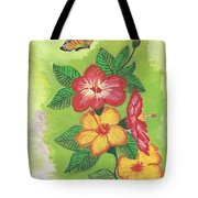 Flowers For My Soul Tote Bag