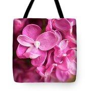 Flowers - Freshly Cut Lilacs Tote Bag