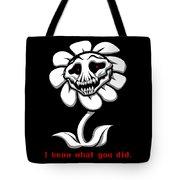 Flowey Tote Bag