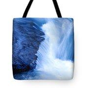 Flowing Water Tote Bag
