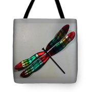 Fly Away Baby Dfly Tote Bag
