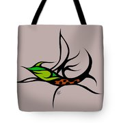 Fly Fish Fly Tote Bag