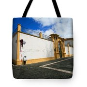 Fonte Bela Palace - Azores Tote Bag