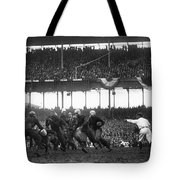 Football Game, 1925 Tote Bag