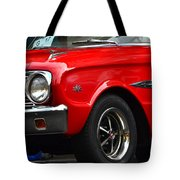 Ford Falcon Details Tote Bag