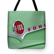 Ford Pickup Details Tote Bag