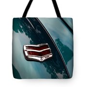 Ford Taillight Tote Bag