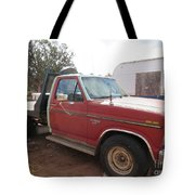 Ford Truck Tote Bag