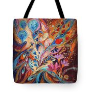 Foreboding Storm Tote Bag