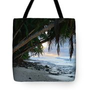 Forest Beach Tote Bag