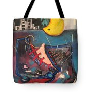Forgotten Days Tote Bag